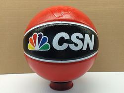 Basketball design for corporate gift