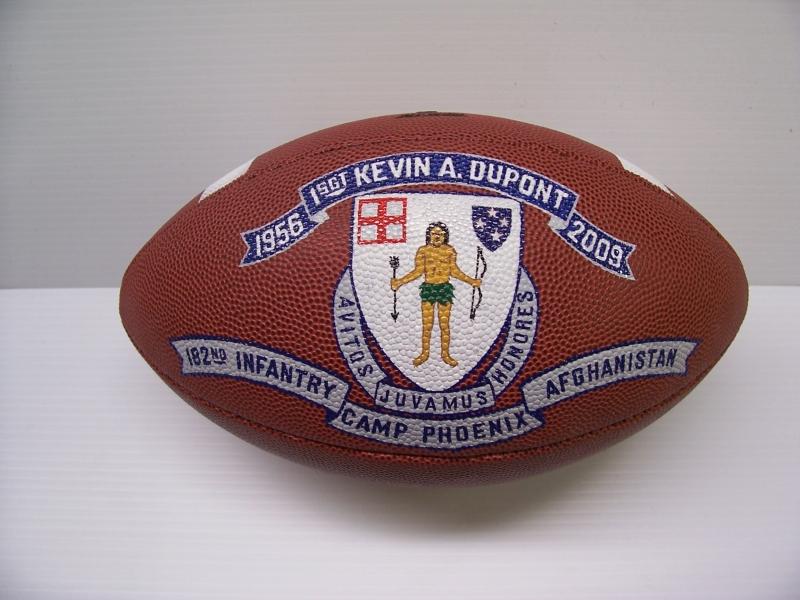 Custom balls for Military gifts
