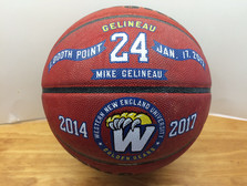 Custom 1000 point Basketballs