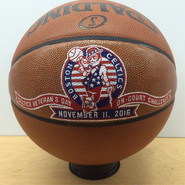 Premium Hand Painted Souvenir Basketball