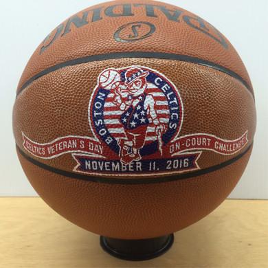 Premium Hand Painted Souvenir Basketball