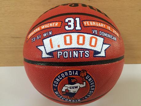 Custom 1000 point Basket