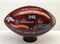 Custom Premium Football Sponsor Gifts