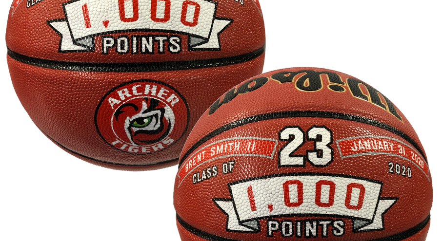 1000 point Basketballs