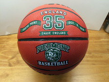 Custom Decorated 1000 point Basketballs