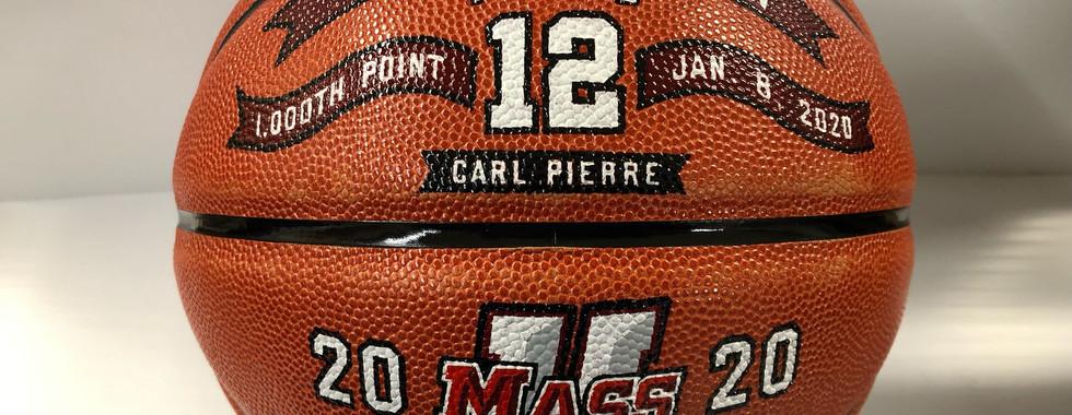 Decorated Basketballs Awards