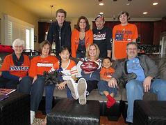 Fan loyalty at Denver Broncos.