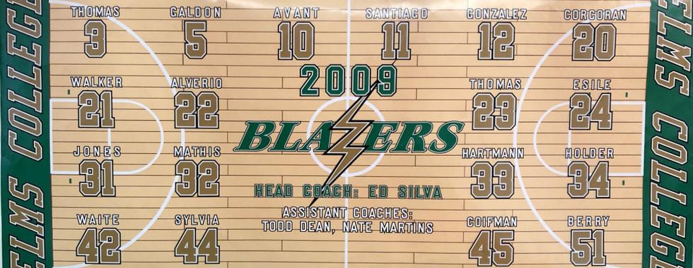 Custom Basketball team posters
