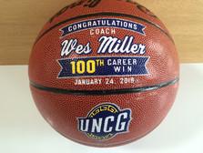 Premium Decorated Coach Basketball Awards