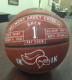 Celebrate basketball achievements.