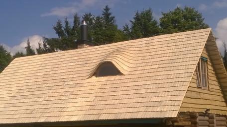 Lubiņu jumts