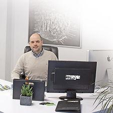 Günther Kaurzinek, Typografiker, Grafiker, Werbeagentur, Druckservice