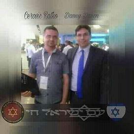 .Likud Montenegro  President  , Cerovic