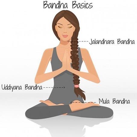 Explication sur les bandhas