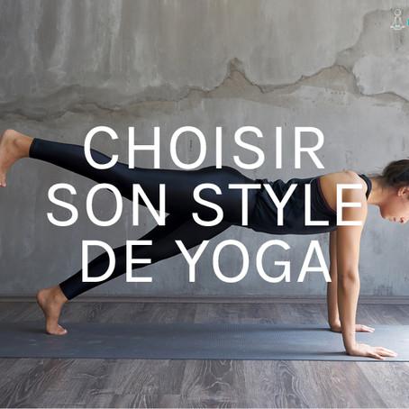 Lumière sur les différentes sortes de Yoga