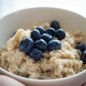 Life Insurance is Like Oatmeal by Lorena Bortz
