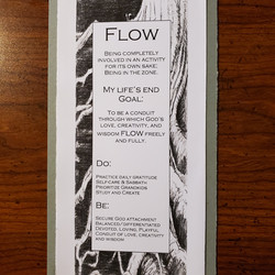 FLOW: My Word-for-the-Year 2021