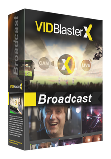 VBX Broadcast Edition