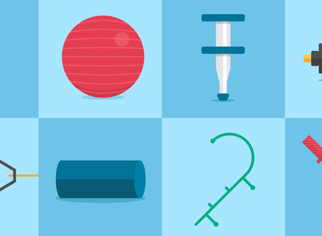 Ever Wonder What Tools Your Physical Therapist Uses At Home?