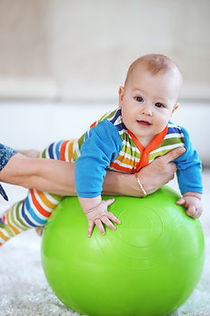 Physical Therapy for Infants | Marko Physical Therapy | New York City | Upper West Side