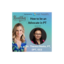 Dr Theresa Marko on the Healthy Wealthy And Smart Podcast