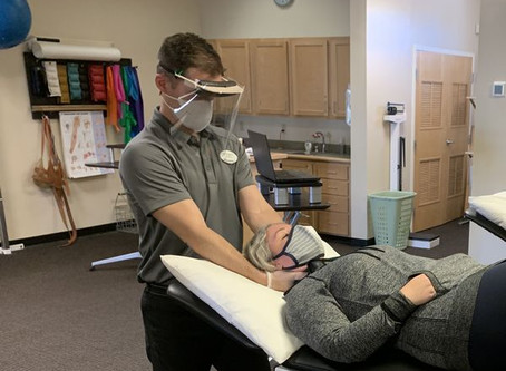 Physical Therapists Adapt to Keep Clinics Safe