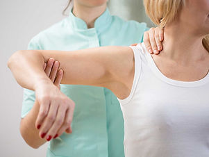 Physical Therapy Frozen Shoulder