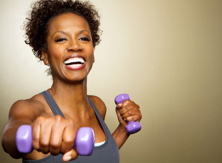 7 Workout Tips for Women Over 40