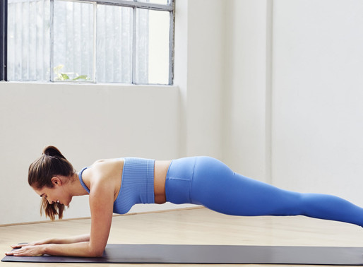 How to Get Rid of a Stomach Pooch