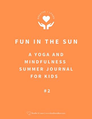 Summer Camp Journal #2