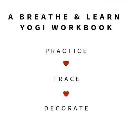 Breathe & Learn Coloring Workbook