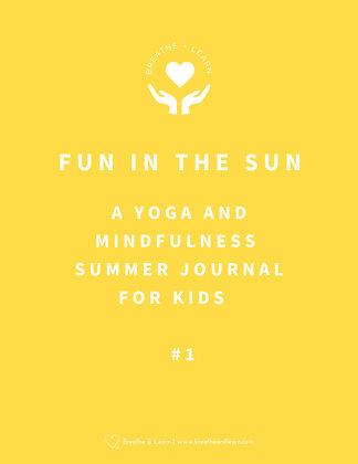 Summer Camp Journal #1