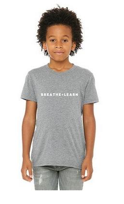Youth Breathe + Learn Tee