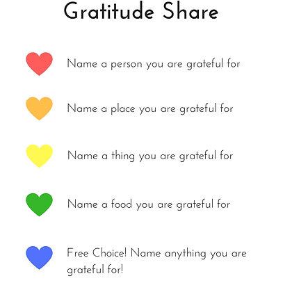 Gratitude Share