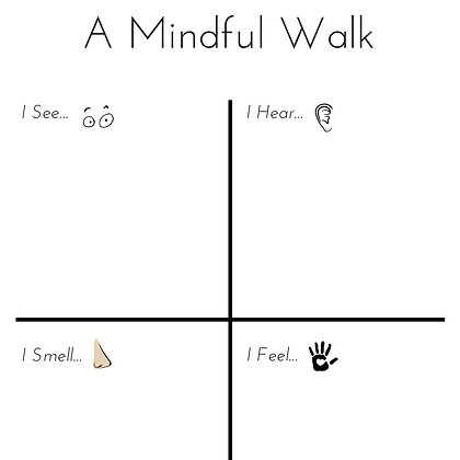 A Mindful Walk