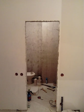 ванная до ремонта, ул зорге10