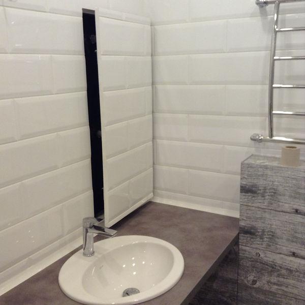 ремонт под ключ ванной комнаты