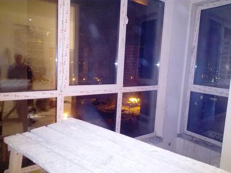 эркер под чистовую отделку ремонта квартиры