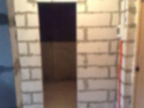 Ванная комната до ремонта квартиры