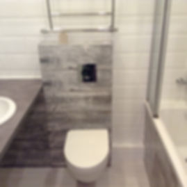 Ванная комната после ремонта квартиры