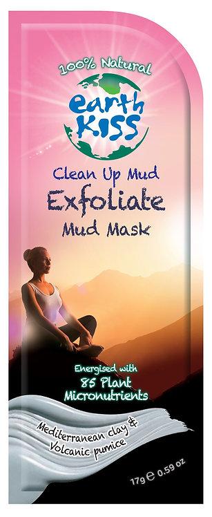 Clean Up Mud Exfoliate Mud Mask