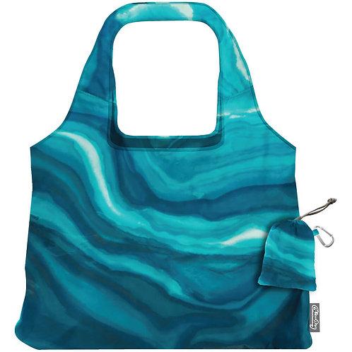 ChicoBag Watercolor Calm/Aqua Bag