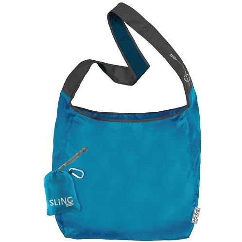 Sling rePETe Ocean - BlueCross Body Bag