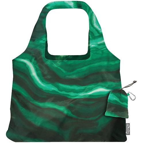 Watercolor Renewal/Earth Green Bag