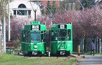 Tramstation Bruderholz