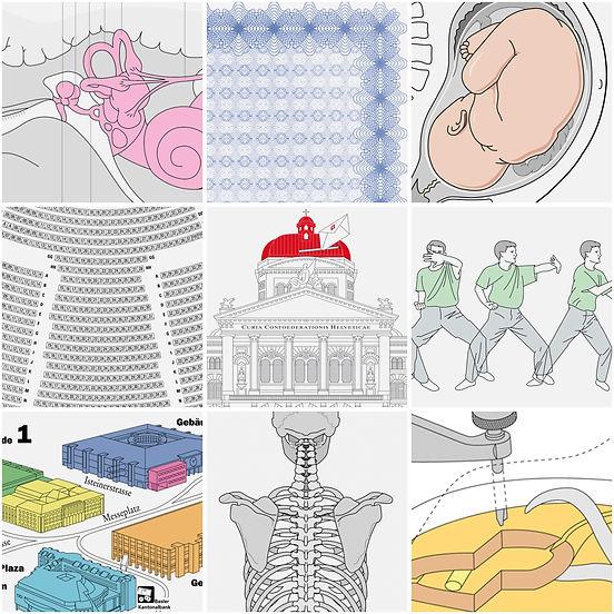 Lotem Illustrationen