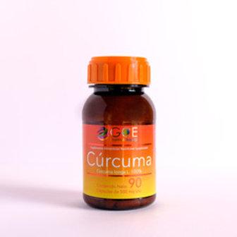 CURCUMA 90 capsulas de 500 mg