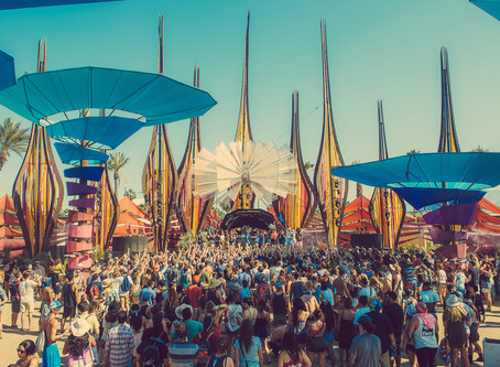 Coachella For Interior Designers - The EXCLUSIVE Back Stage Pass!