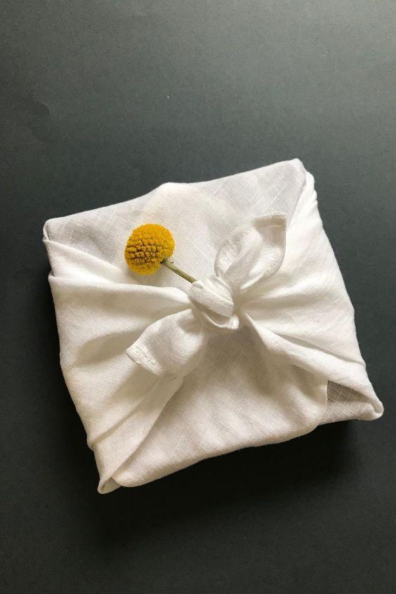 furoshiki envolver regalo con tela