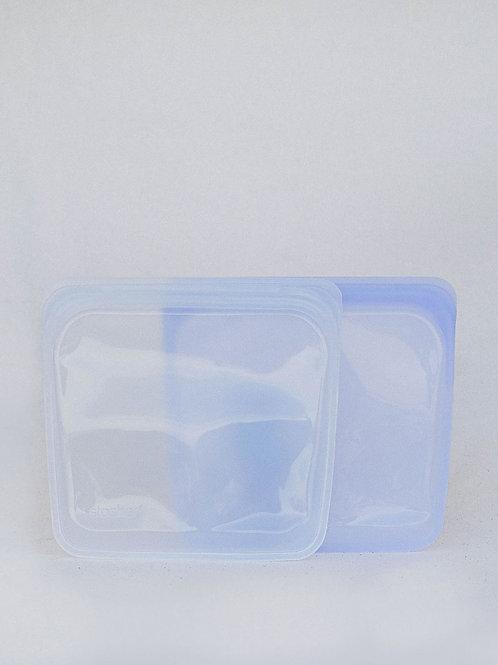Bolsa de Silicona Reutilizable Stasher Mediana (450ml)